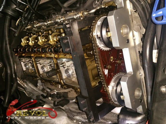 BMW Case Study 17: BMW 640i Timing Gear Replacement