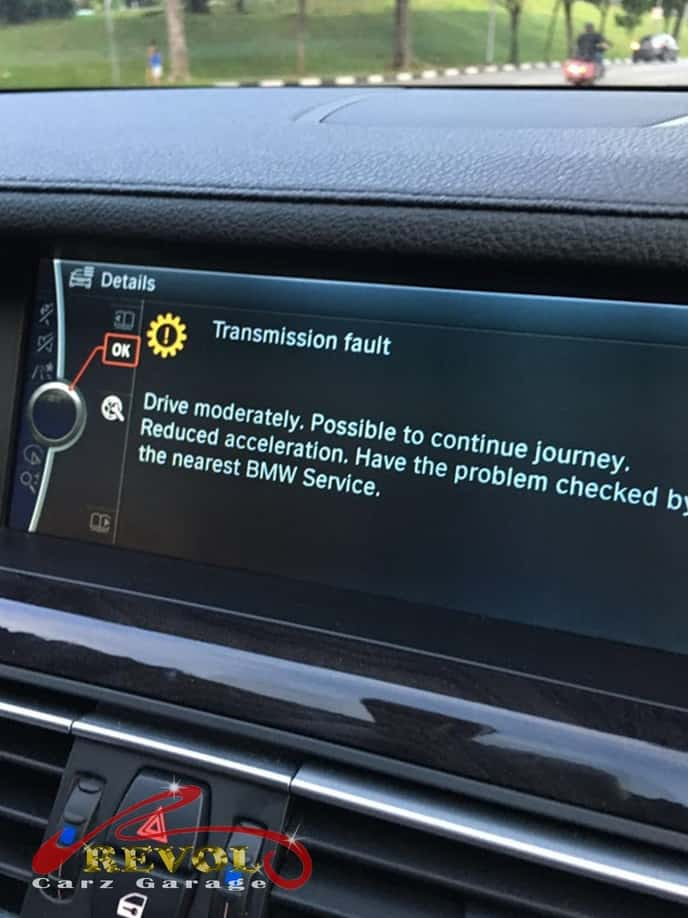 BMW Case Study 18: Transmission Fault Code- Mechatronic Replacement