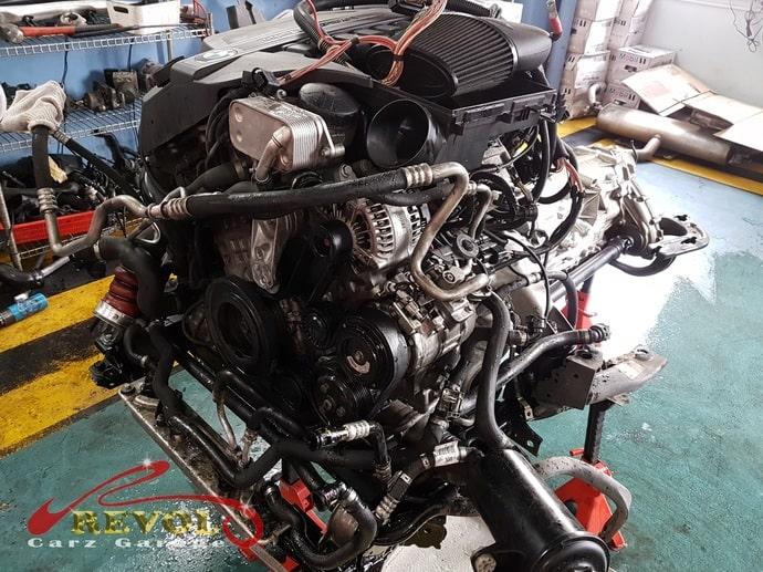 BMW Case Study 6: BMW X5 E70 XDRIVE35I 3.0 Engine Fault, Oil Pump failure