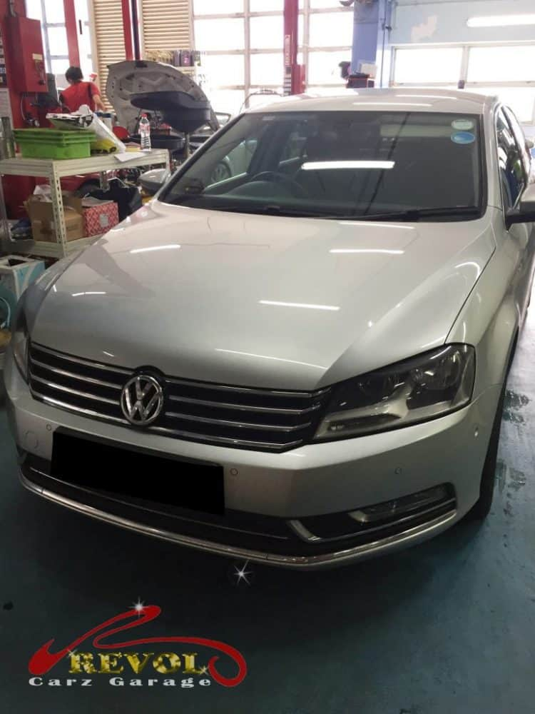 VW Case Study 10: Trouble-shooting In A Day, New Fuel Pump