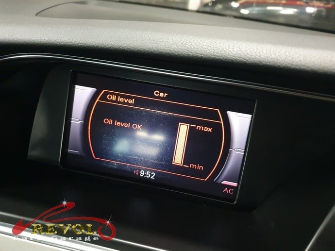 Audi A5 Case Study: Excessively thirsty of oil top up