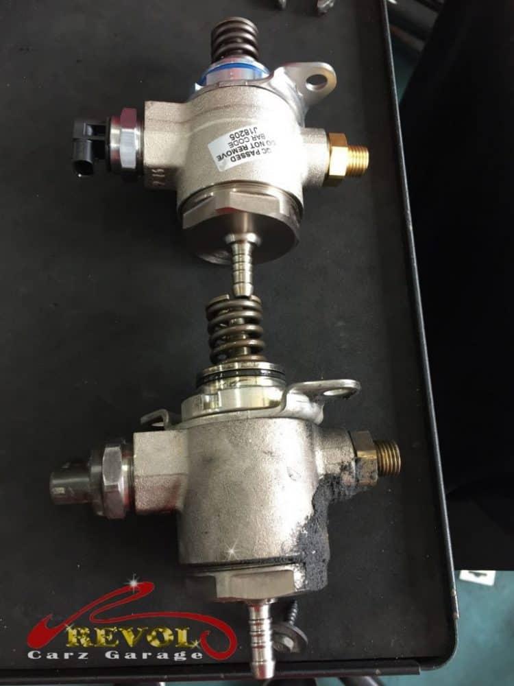 VW Case Study 11: Oil seal replacement on Volkswagen Passat