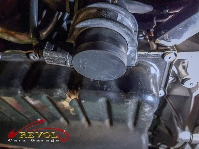 VW Case Study 17: Volkswagen Passat Coolant Pump Replaced