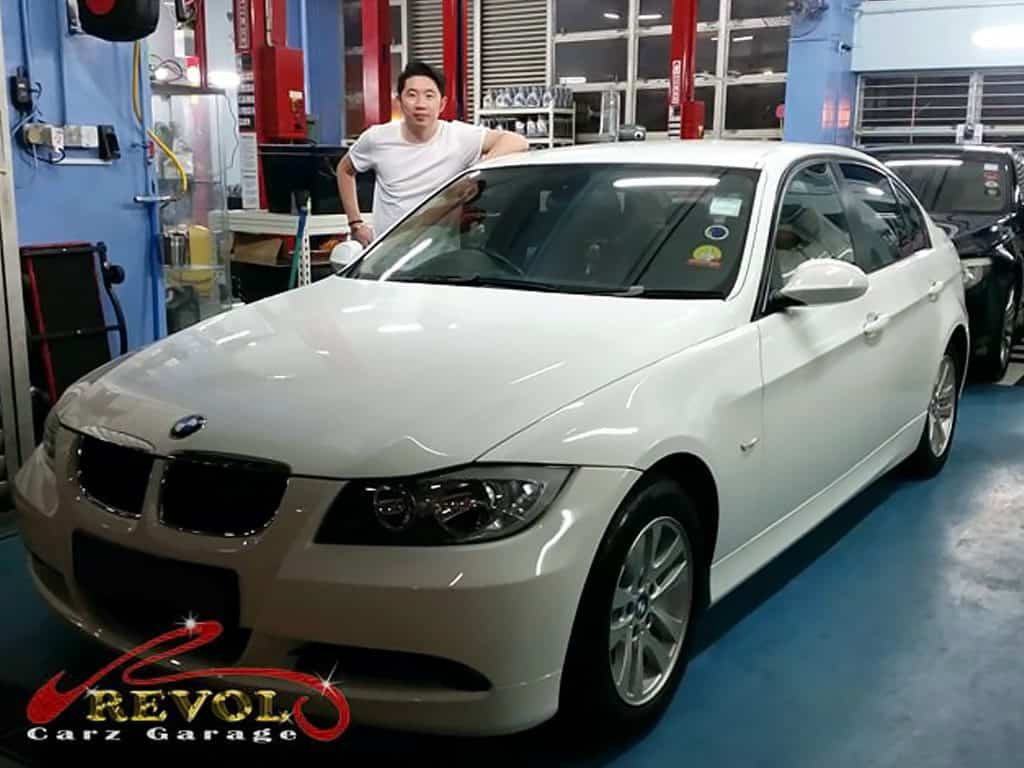 BMW Oil leakage fixed at A Only Fraction Of The Cost