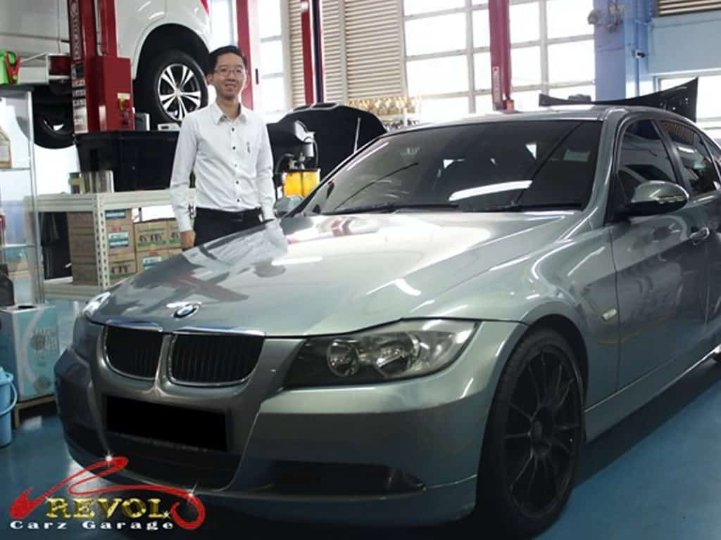 Car Servicing Testimonials: BMW engine stall fixed at once