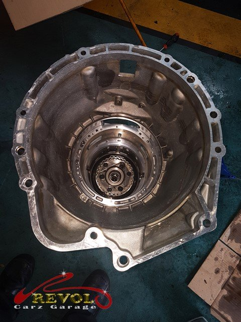 BMW Case Study 20: BMW 730 Total Gearbox Overhaul In A Day