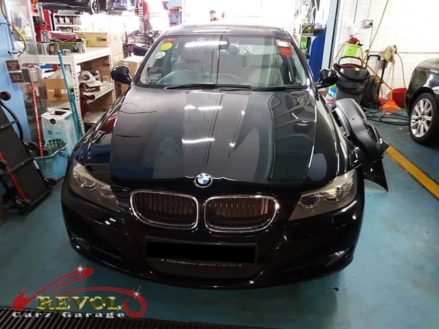 BMW Case Study 23: BMW 320i Gearbox issue. Resolved In A Day