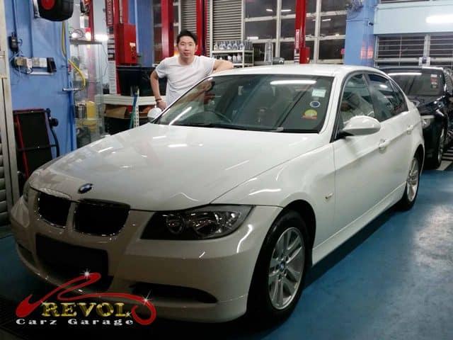 BMW Case Study 26:BMW E90 High Engine Oil Consumption