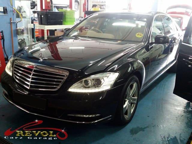 Mercedes-Benz CS 1