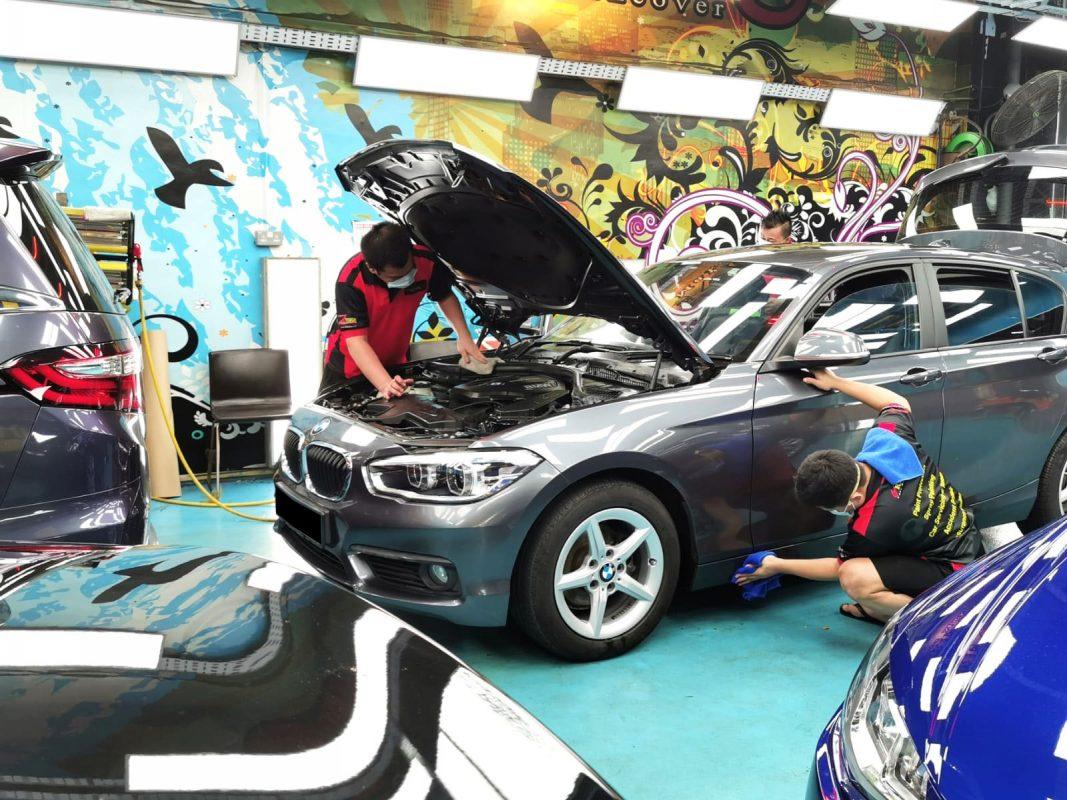 BMW Servicing