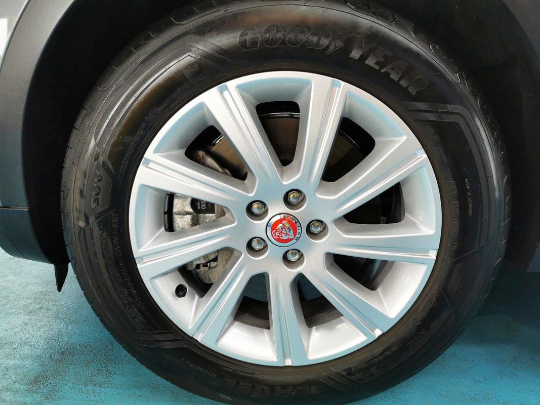 Jaguar E-pace - rims
