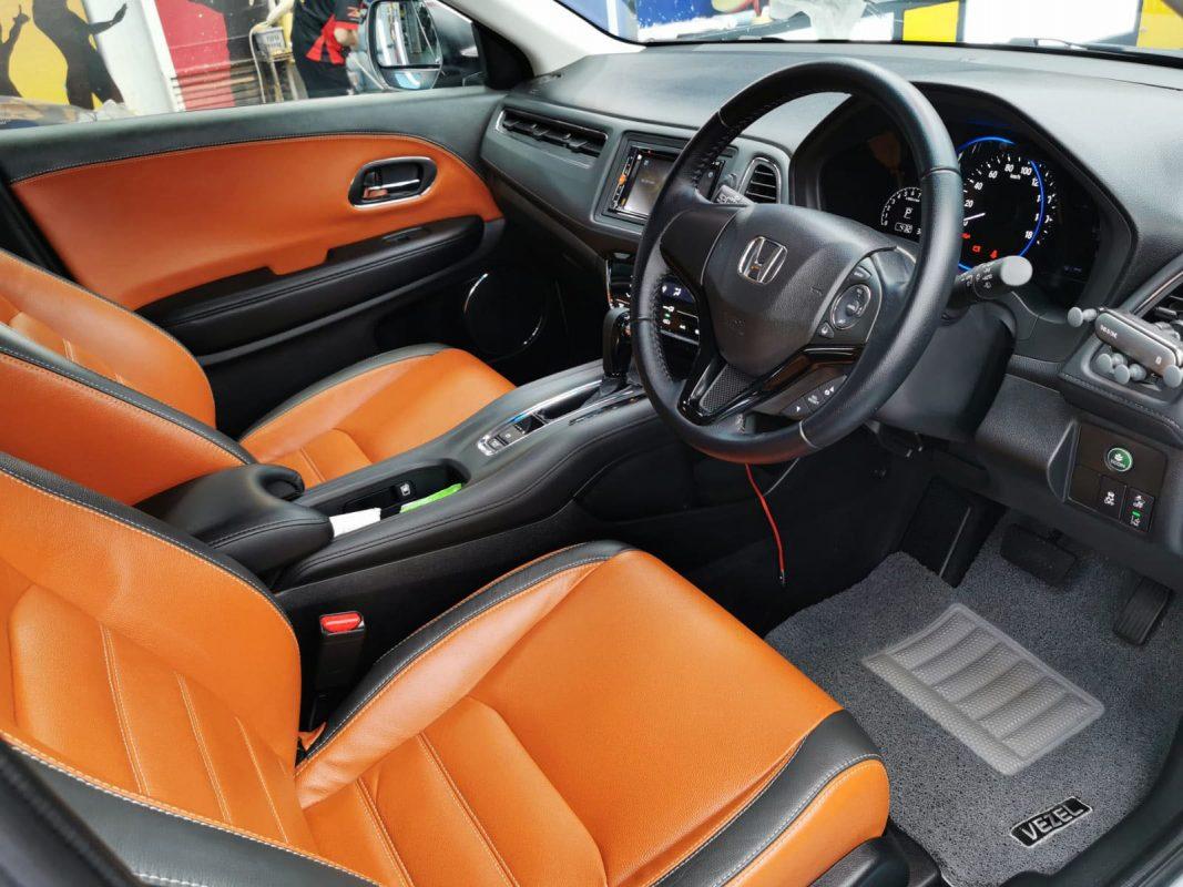 Stunning Honda Vezel - interior