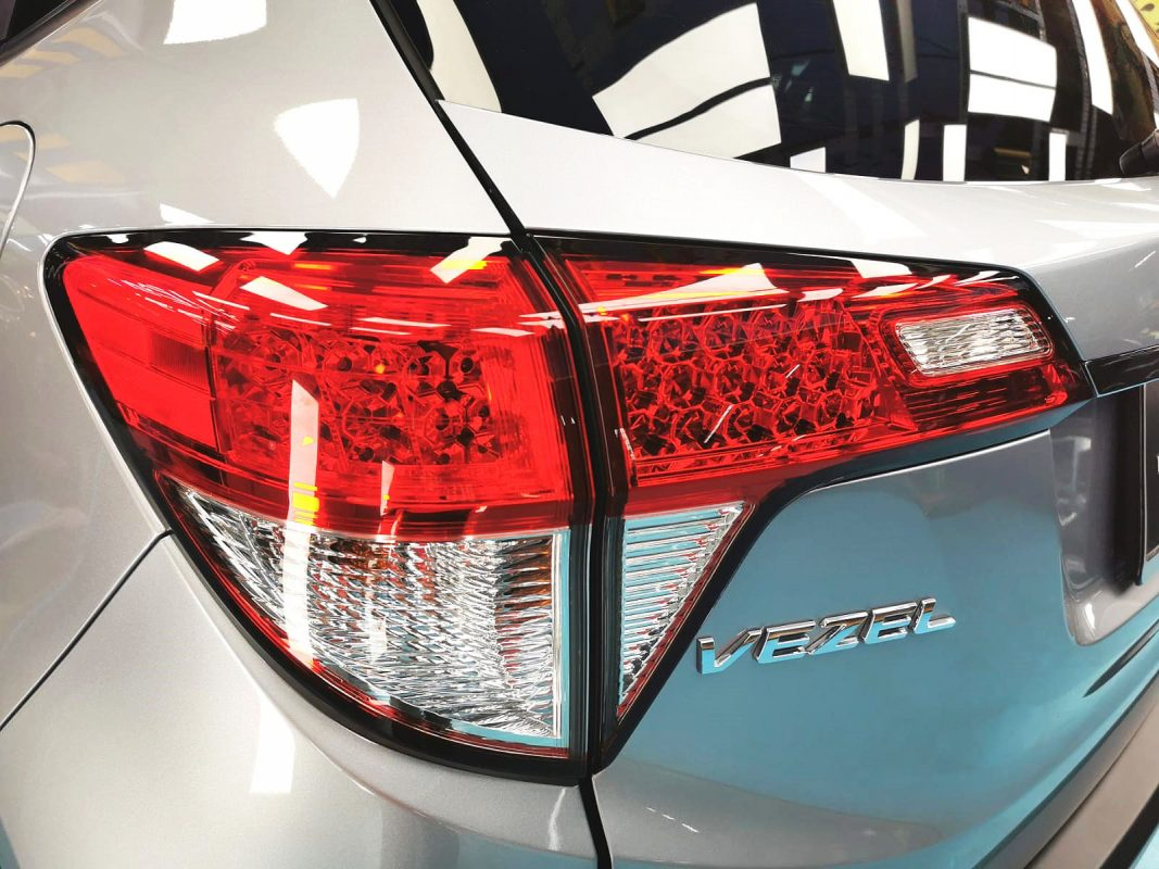 Stunning Honda Vezel - taillights