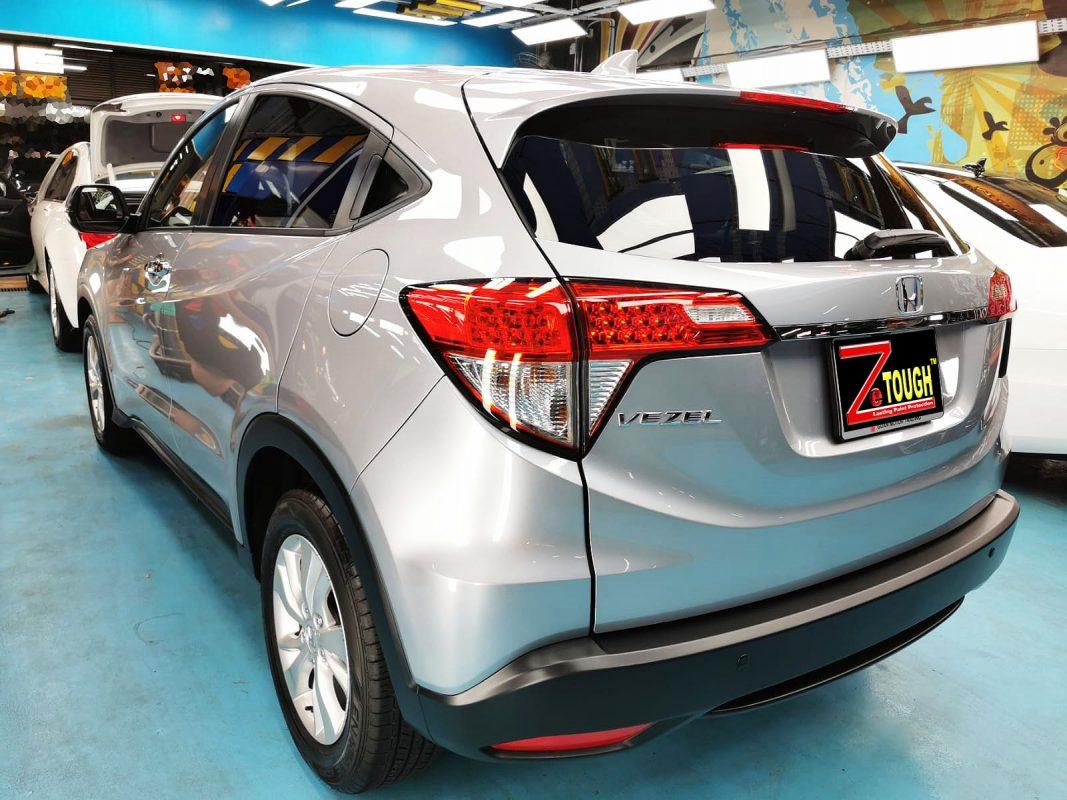 Stunning Honda Vezel - rear