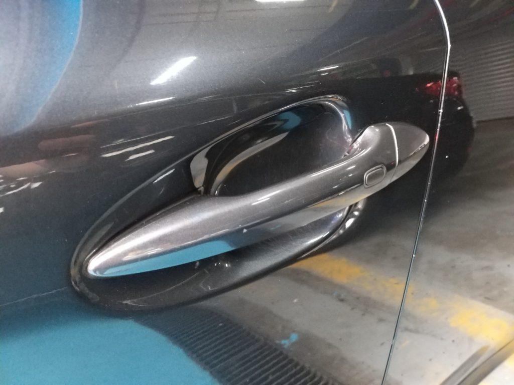 Lexus IS250 more elegant with ZeTough Glass Paint Protection