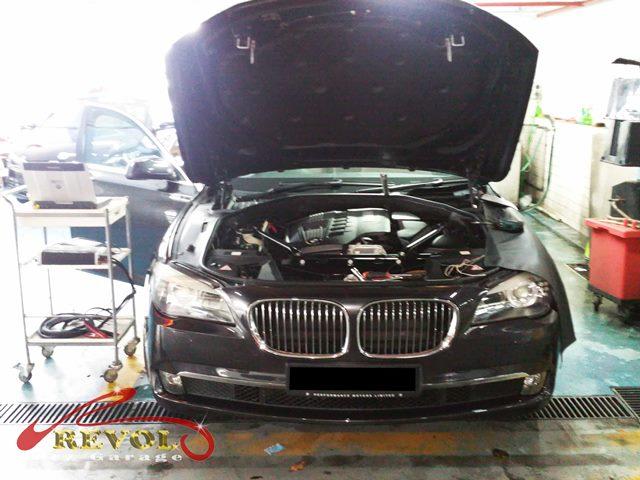 BMW 5 Series Repair