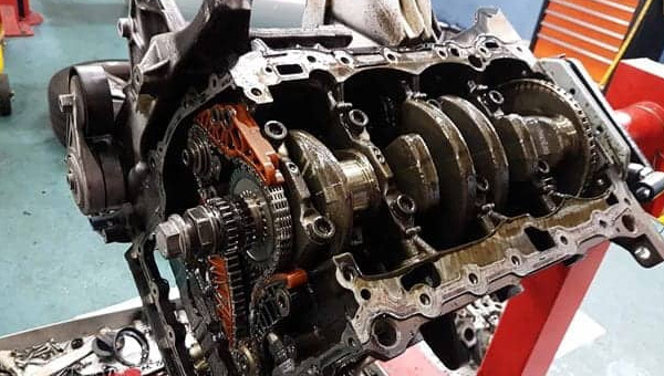 Engine Service and Maintenance