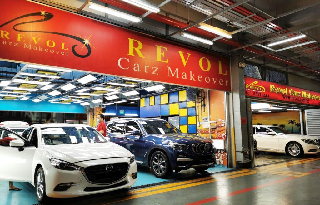 Rejuvenate your Cars with ZeTough Paint Protection Coating