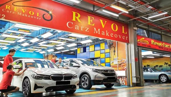 Revol Carz - Ang Mo Kio Grooming Center