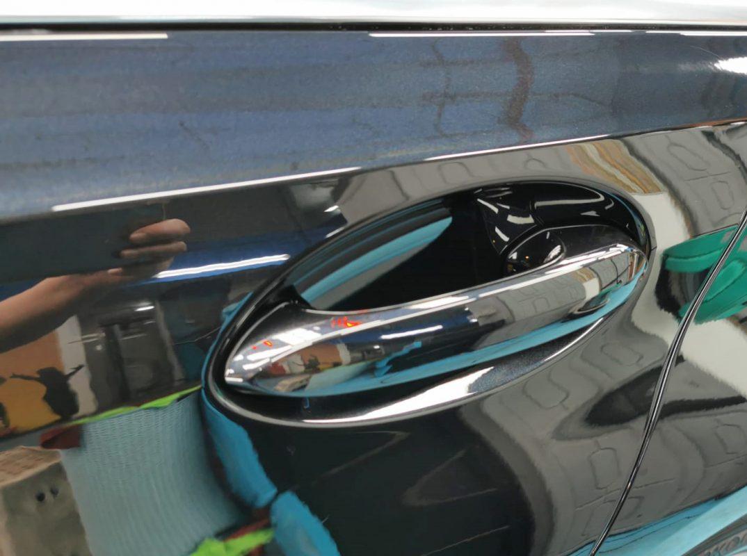 Gorgeous BMW 320I had Titanium Paint Protection Coating