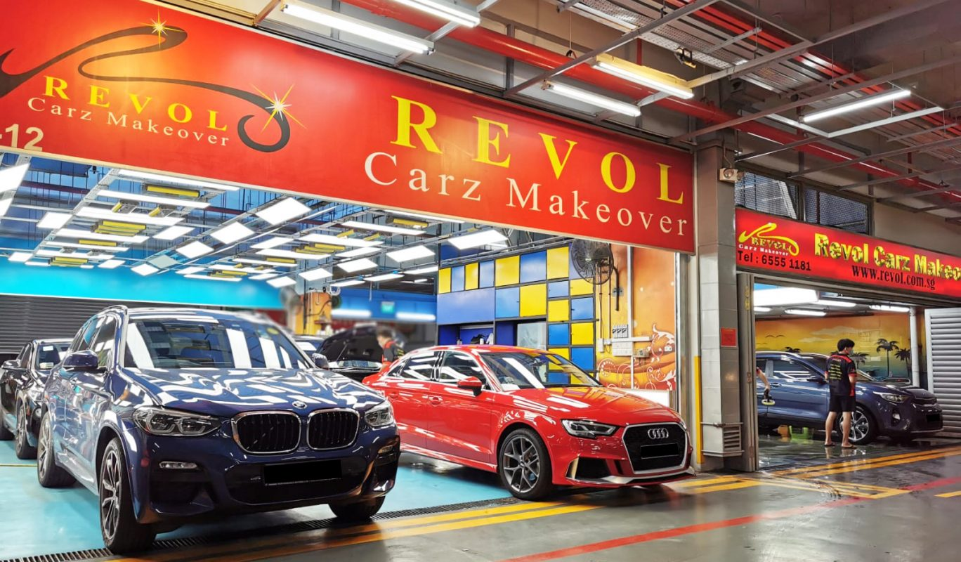 German-Japanese Cars Swamped for ZeTough Paint Protection