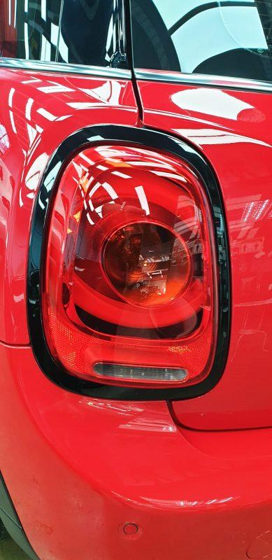 mini one - taillight