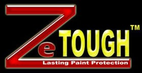 ZeTough Glass Coating Paint Protection