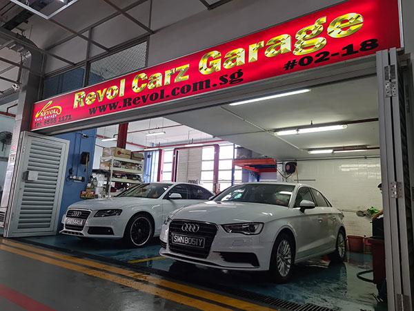 Audi Service Center